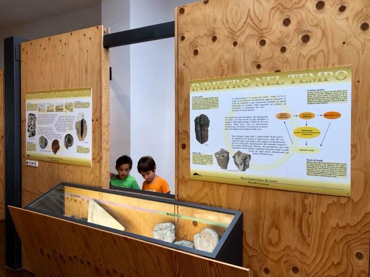 Musei in Abruzzo per bambini: Museo Geopaleontologico Altoaventino Palena