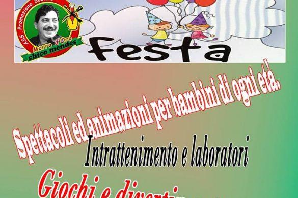 Bambini-in-festa-Pagliare-di-Morro-D-Oro-TE- Eventi per famiglie Abruzzo