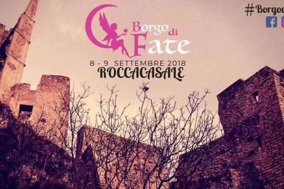Borgo-di-Fate-Roccacasale-AQ- Eventi per famiglie Abruzzo
