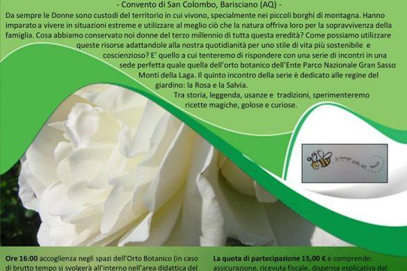 Donne-di-Montagna-Parco-in-Fiore-Barisciano-AQ- Eventi per famiglie L'Aquila