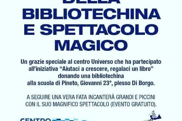 Eventi per bambini -Centro-Commerciale-Universo- Silvi Marina TE