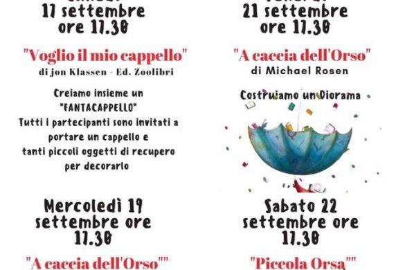 Eventi per bambini L'Aquila e Coppito AQ