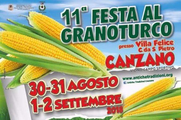 Festa-del-Granoturco-Canzano-TE- Sagre in Abruzzo