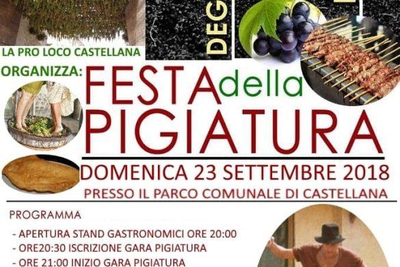 Festa-della-Pigiatura-Castellana-di-Pianella-PE-Sagre in Abruzzo
