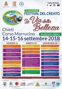 Festival-del-Creatp-Chieti- Eventi per famiglie Chieti