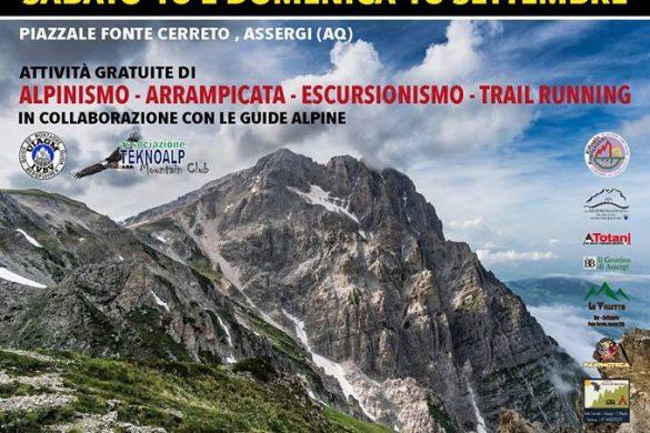 Gran-Sasso-Days-Fonte-Cerreto-Assergi-AQ- Eventi per famiglie L'Aquila