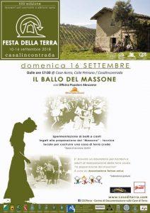 Il-ballo-del-Massone-Festa-della-Terra-Casalincontrada-CH- Eventi per famiglie Chieti