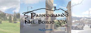 Passeggiando-nel-Borgo-Rivisondoli-AQ- Eventi per famiglie L'Aquila