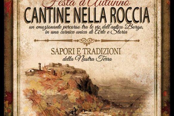 Cantine nella Roccia - Tagliacozzo AQ - Feste d'autunno Abruzzo