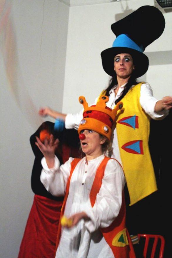 Compagnia dei Merli Bianchi Corsi di Teatro Teramo