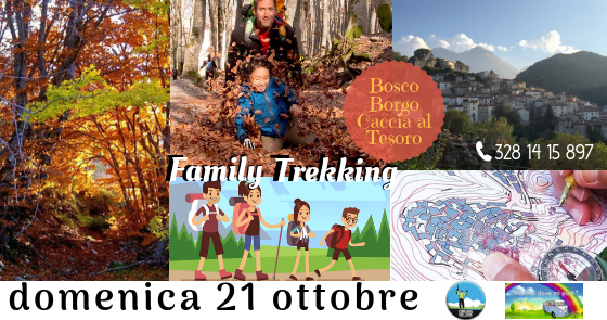 Family Trekking - Pietracamela -