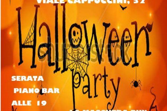 Festa-Halloween-Crema-e-Cioccolato-Lanciano-CH- Halloween 2018 per bambini in Abruzzo