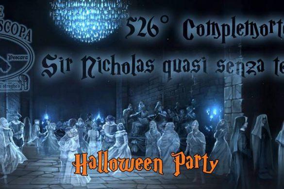 Festa-Halloween-I-Tre-Manici-di-Scopa-Pescara- Halloween 2018 per bambini in Abruzzo