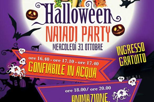 Festa-Halloween-Le-Naiadi-Pescara- Halloween 2018 per bambini in Abruzzo