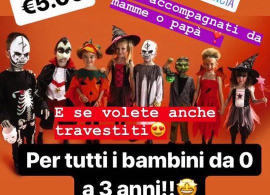 Festa-Picciopancia-Chieti- Halloween 2018 per bambini in Abruzzo