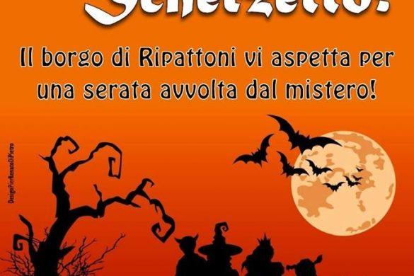 Festa-Ripattoni-Bellante-TE- Halloween 2018 per bambini in Abruzzo