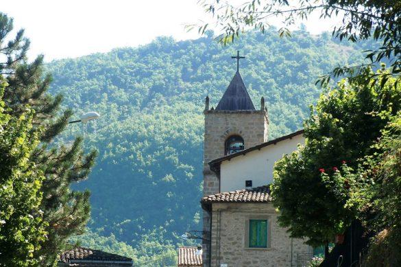 Festa della Castagna 2018 Intermesoli di Pietracamela TE - Feste d'autunno Abruzzo
