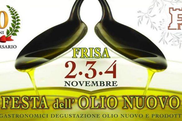 Festa dell'olio Nuovo - Frisa CH - Feste d'autunno in Abruzzo