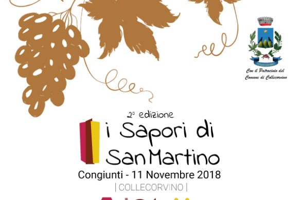 I sapori di San Martino 2018 - CongiuntI Collecorvino PE - Feste d'autunno Abruzzo