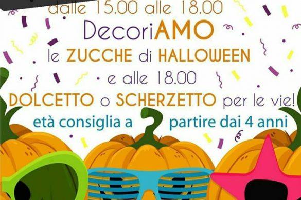 Laboratorio-Halloween-Creativamente-Città-SantAngelo-PE- Halloween 2018 per bambini in Abruzzo