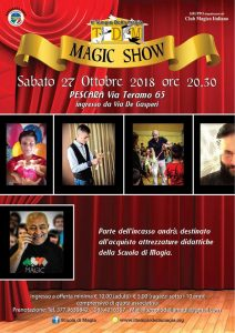 Magic-Show-Pescara- EventI per bambini Pescara