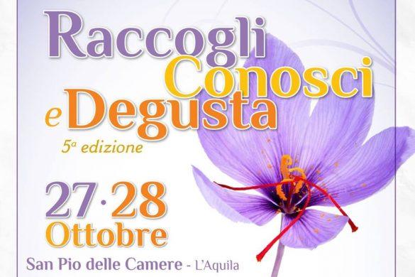 Raccogli-Conosci-Degusta-San-Pio-delle-Camere-AQ- Feste d'autunno in Abruzzo