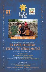 Spettacolo-per-bambini-Cuntaterra - Brecciarola-CH- Eventi per bambini Chieti