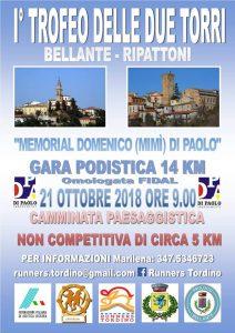 Trofeo-delle-due-Torri-Bellante-TE- Eventi per bambini Teramo