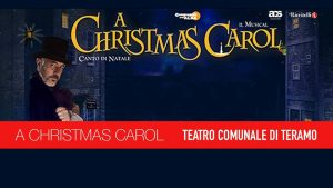 A-Christmas-Carol-Musical-Teatro-Comunale-Teramo- Cosa fare a Natale con i bambini in Abruzzo