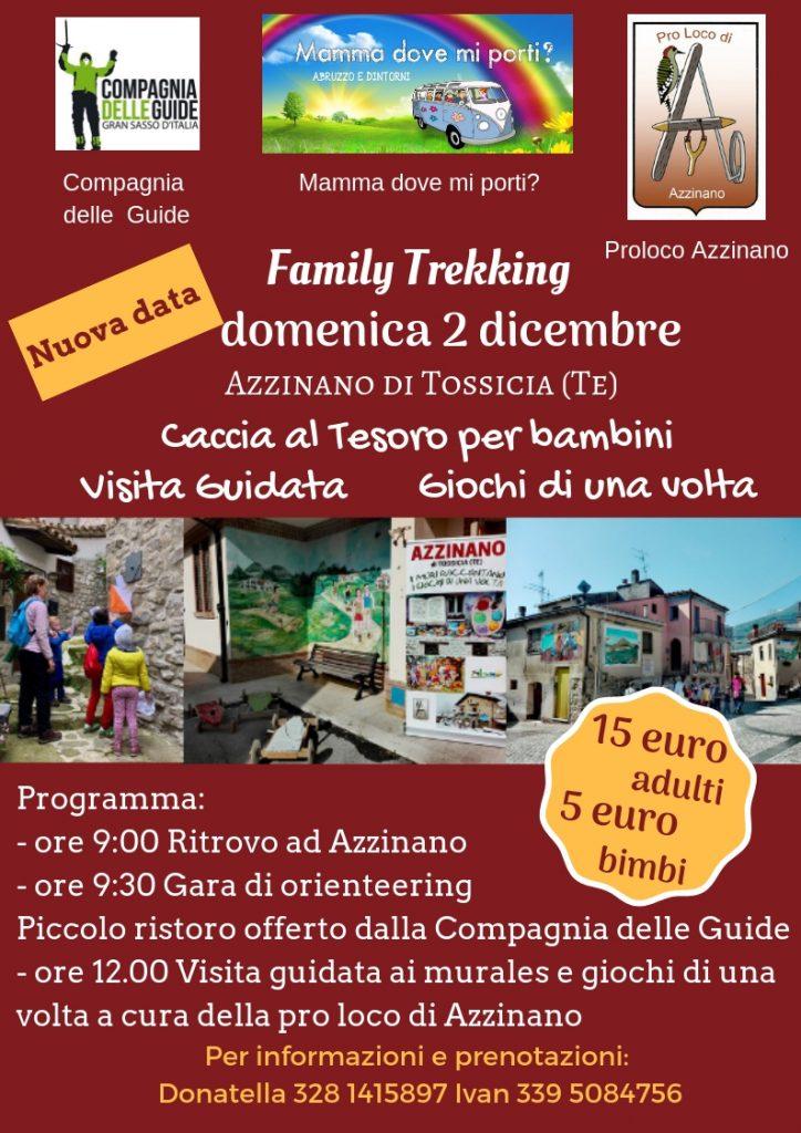 Family Trekking-Caccia-al-Tesoro