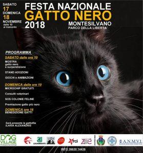 Festa-Nazionale-del-Gatto-Nero-Montesilvano- Eventi per bambini Pescara