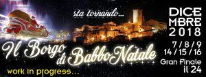 Il-Borgo-di-Babbo-Natale-Ripattoni-Bellante-TE- Cosa fare a Natale con i bambini in Abruzzo