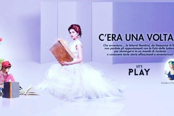 La-Fata-della-Lettura-CC-Pescara-Nord- Eventi per bambini Pescara