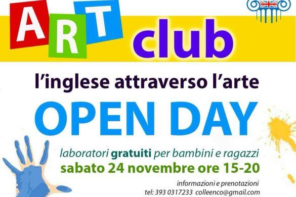 Laboratori-per-bambini-Art-Club-Pescara- Eventi per bambini Pescara