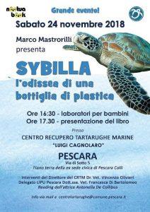 Laboratori-per-bambini-presentazione-libro-Sybilla-Centro-Recupero-Tartarughe-Marine-Eventi-per-bambini-Pescara