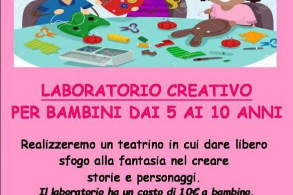 Laboratorio-Creativo-Le-Pam-Tortoreto-Lido-TE- Eventi per bambini Teramo