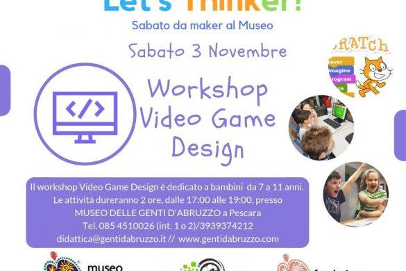 Laboratorio-Museo-delle-Genti-dAbruzzo- Eventi per bambini Pescara
