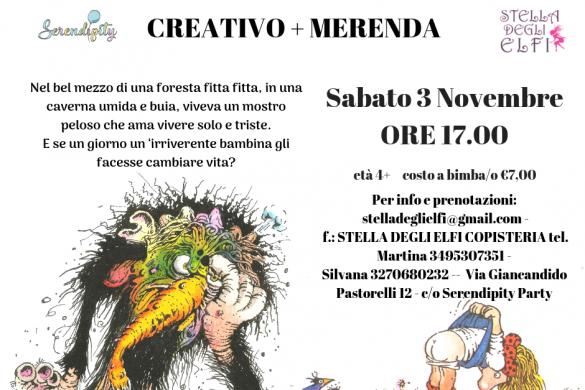 Lettura-merenda-Stella-degli-Elfi-Copisteria-Coppito- Eventi per bambini L'Aquila