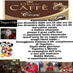 Mercatino-di-Natale-Cellino-Attanasio-TE- Cosa fare a Natale con i bambini in Abruzzo