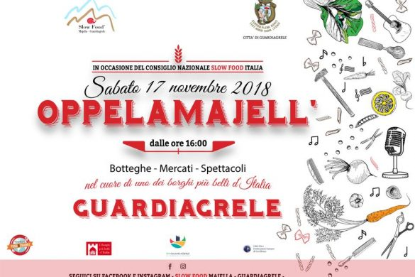 Oppelamajell-Guardiagrele- Eventi per bambini Chieti