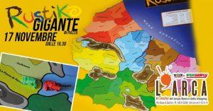 Rustiko-Gigante-CC-LArca-Spoltore- Eventi per bambini Pescara