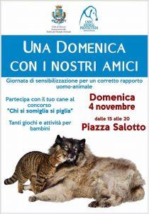 Una-domenica-con-i-nostri-amici-Pescara- Eventi per bambini Pescara