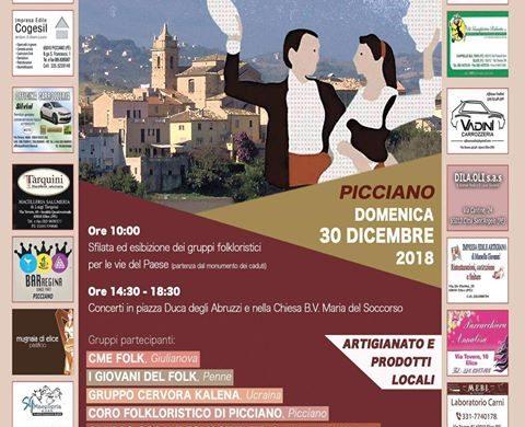 A-tutto-Folk-Picciano-Pescara - Eventi per bambini in Abruzzo