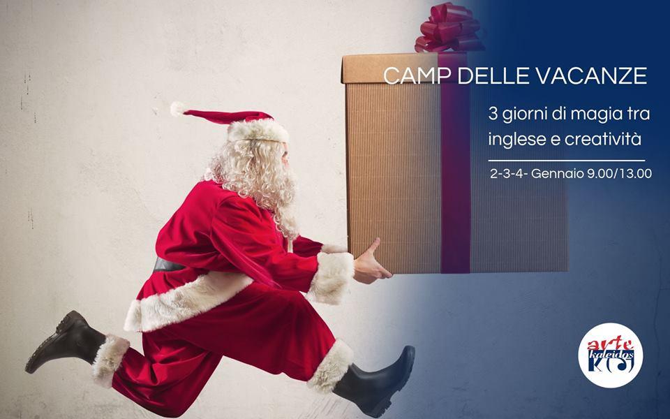 Camp delle Vacanze - Artekaleidos Lab - Montesilvano Pescara