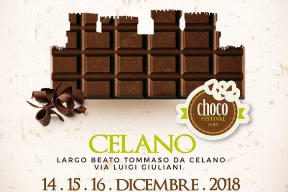 Chocofestival-Celano-L'Aquila - Eventi per famiglie con bambini in Abruzzo