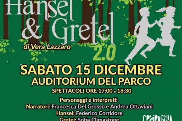 Hansel-e-Gretel-Auditorium-del-Parco-L'Aquila - Eventi per famiglie con bambini in Abruzzo