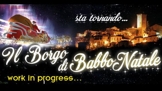 Il Borgo di Babbo Natale a Ripattoni