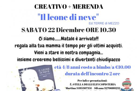 Laboratorio-Stella-degli-Elfi-Coppito-L'Aquila - Eventi per bambini in Abruzzo