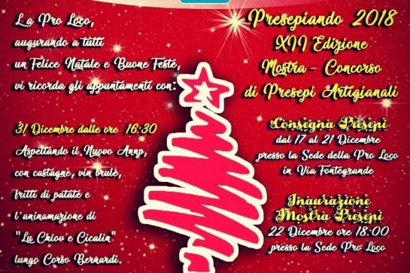 Mostra-Presepi-Caramanico-Terme-Pescara - Presepi Viventi e Artistici in Abruzzo