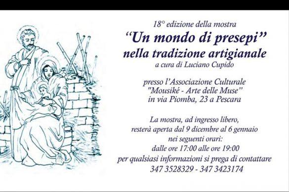 Mostra-Presepi-Pescara - Presepi Viventi e Artistici in Abruzzo